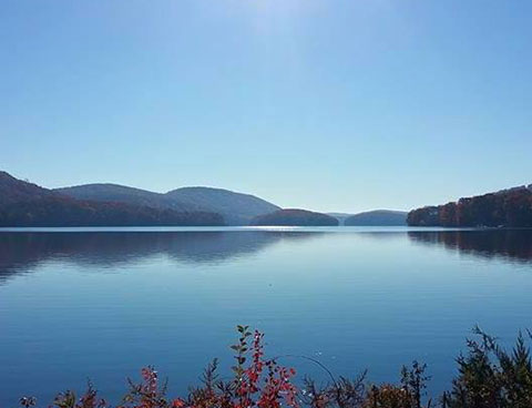 Candlewood lake brookfield danbury new fairfield new for Milford lake fishing report